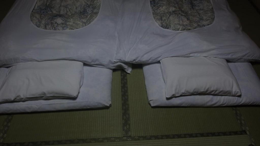 Murayama Ryokan Futons