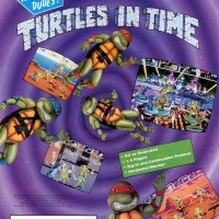 Teenage Mutant Ninja Turtles Turtles in Time