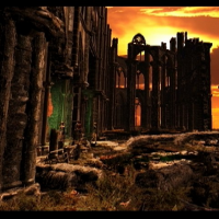 Shadow Hearts Monastery