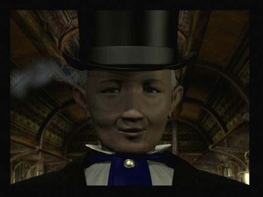 Shadow Hearts Roger