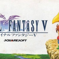 Final Fantasy V Cover