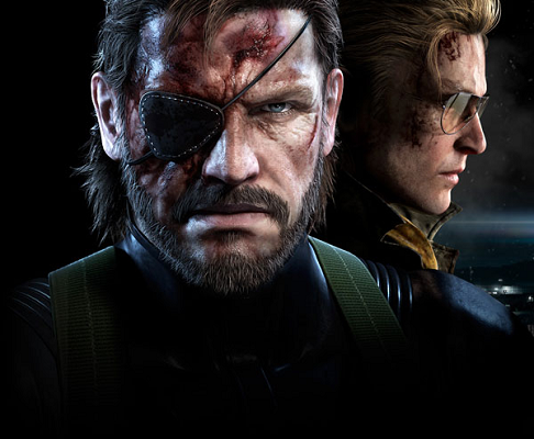 Ground Zeroes Big Boss Kaz