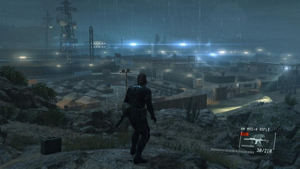 Ground Zeroes Camp Omega