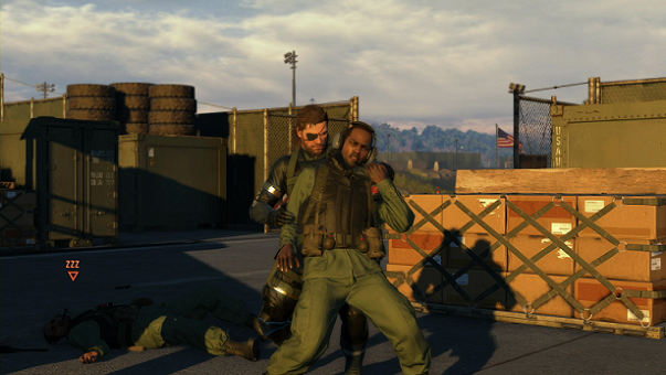 Ground Zeroes Capture