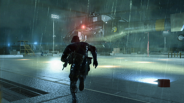 Ground Zeroes Escape