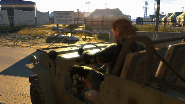Ground Zeroes Jeep