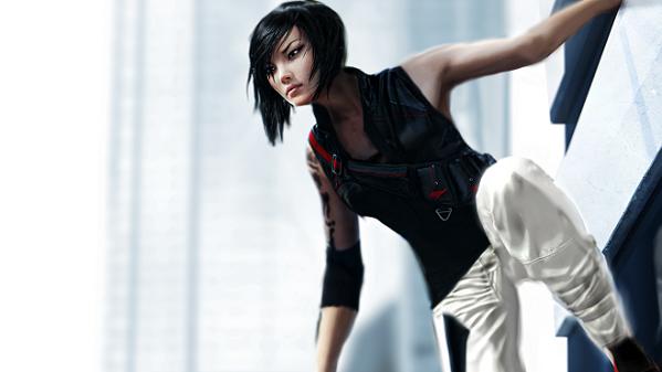 E3 2014 Mirror's Edge 2