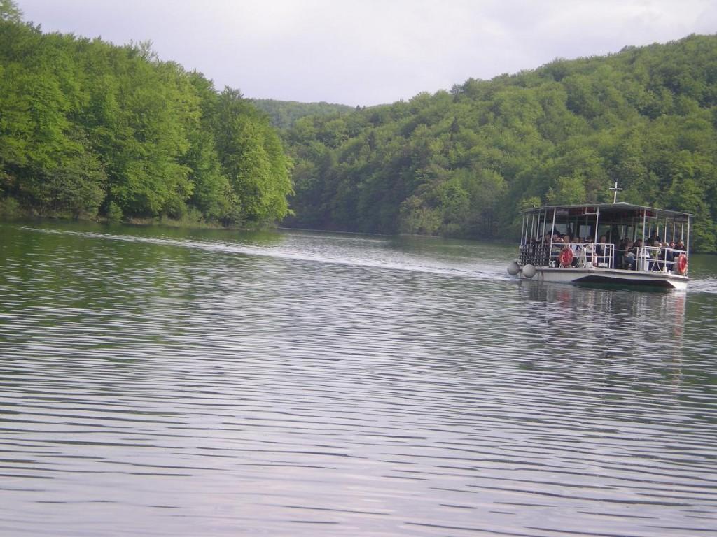 Plitvicka Jezera Boat