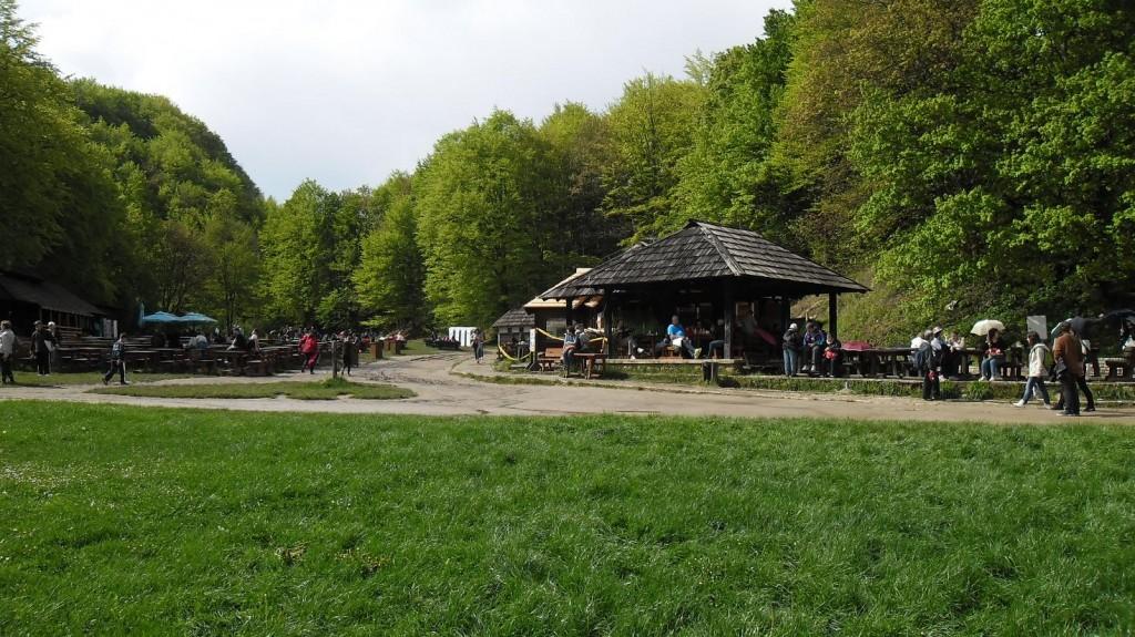 Plitvicka Jezera Tourists