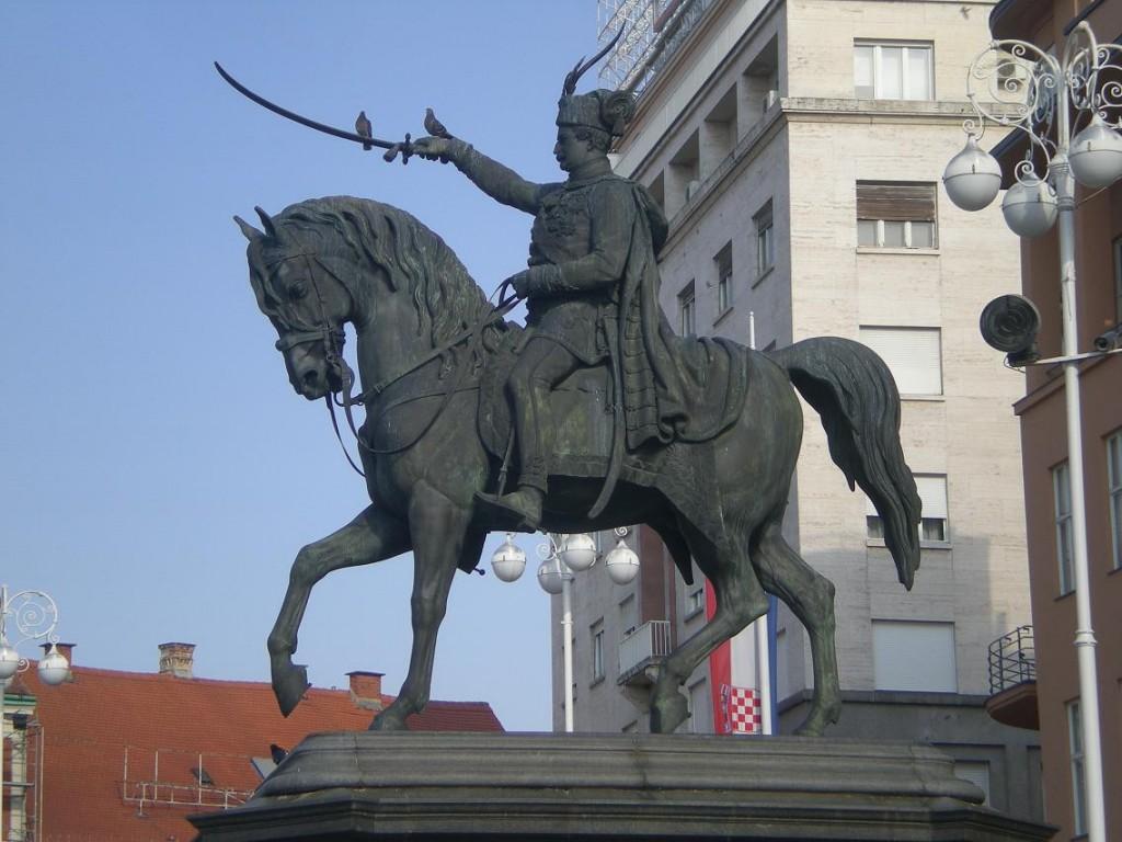 Zagreb Ban Josip Jelacic