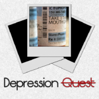Depression Quest Cover