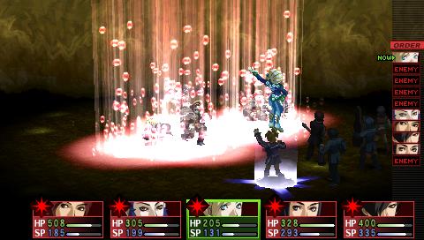 Persona 2 Battle