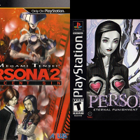 Persona 2 Covers