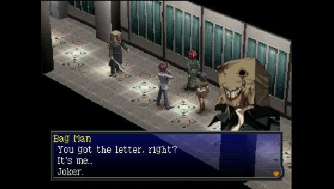 Persona 2 Joker