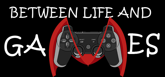 Between Life and Games Logo