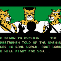 Cheetahmen Screenshot