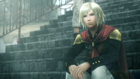 Final Fantasy Type-0 Ace Stairs