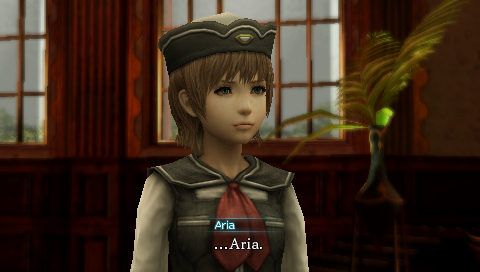 Final Fantasy Type-0 Aria