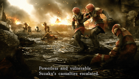 Final Fantasy Type-0 Suzaku Soldiers