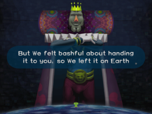 Katamari Damacy King Prince