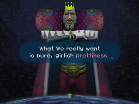 Katamari Damacy King Prince Girls