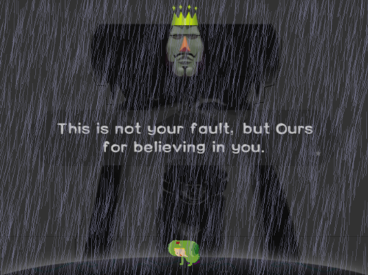 Katamari Damacy Our Fault