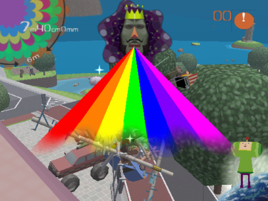 Katamari Damacy Royal Rainbow