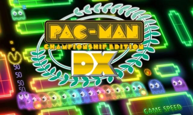 Pac-Man C.E. DX