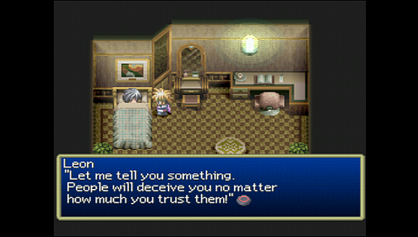 Tales of Destiny Leon