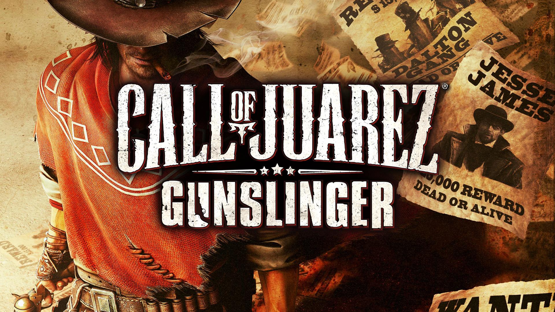 Call of Juarez Gunslinger Cover