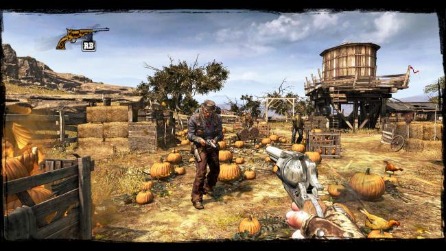 Call of Juarez gameplay