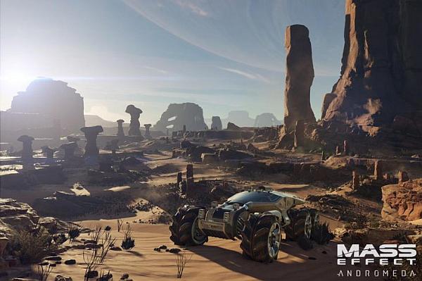 E3 2015 Mass Effect Andromeda