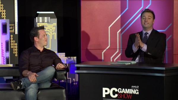 E3 2015 PC Gaming Show