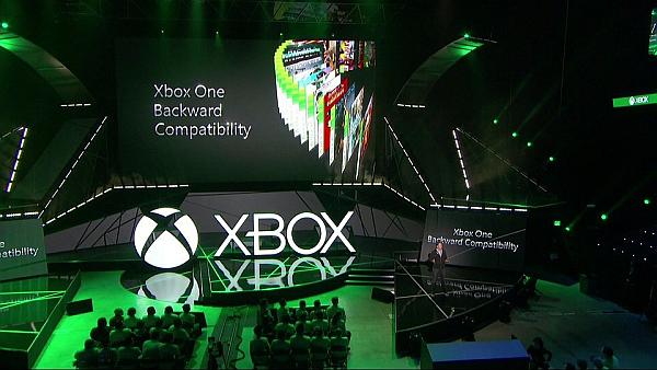 E3 2015 Xbox 360 BC