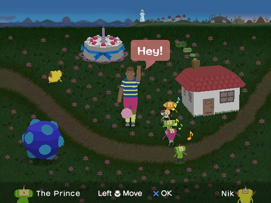 We Love Katamari Select Meadow