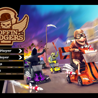 Coffin Dodgers Title