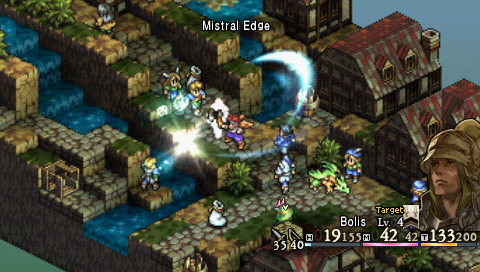 Tactics Ogre Finishing Move