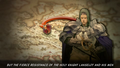 Tactics Ogre Holy Knight Lanselot