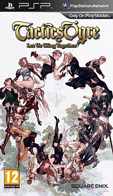 Tactics Ogre: Let Us Cling Together - Between Life and Games