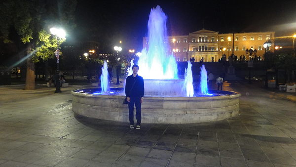 Athens Fountain