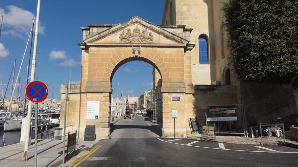 Il-Birgu Gate