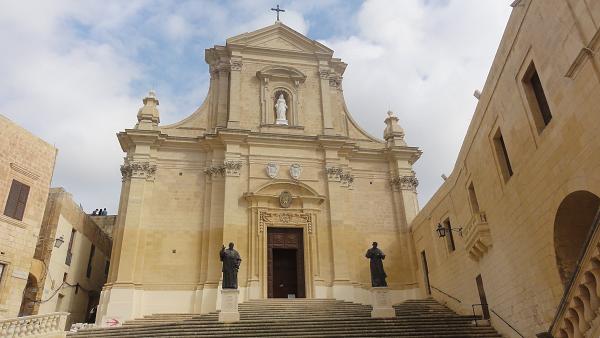 Ir-Rabat Cathedral
