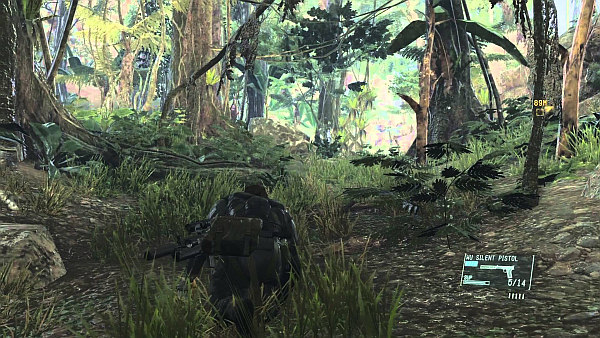 Metal Gear Solid V The Phantom Pain Africa Jungle