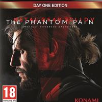 Metal Gear Solid V The Phantom Pain Cover