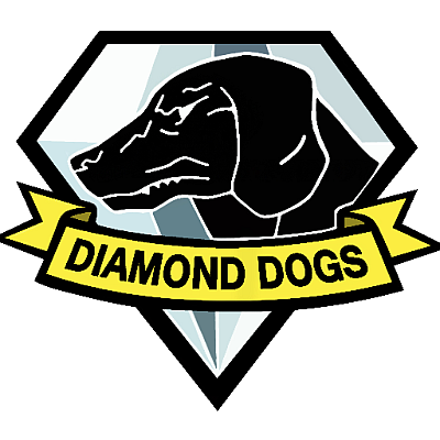 Metal Gear Solid V The Phantom Pain Diamond Dogs