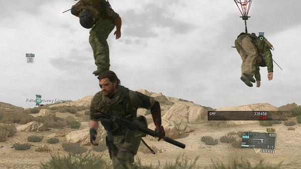 Metal Gear Solid V The Phantom Pain Fulton