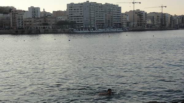 Sliema Swimming