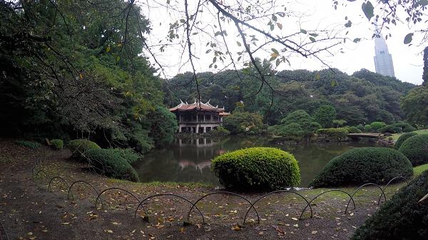 Tokyo 100 km Park