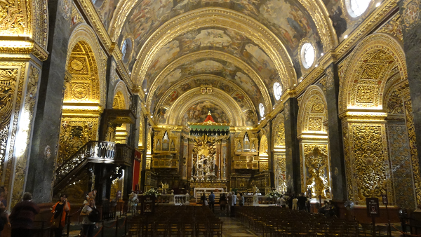 Valletta Co-Cathedral