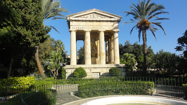 Valletta Lower Barrakka Gardens